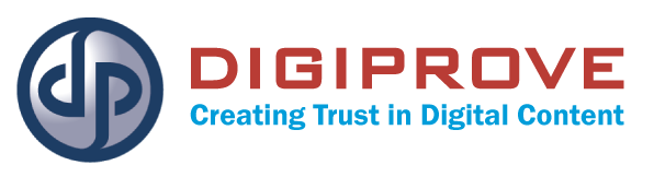 Digiprove - creating trust in digital data